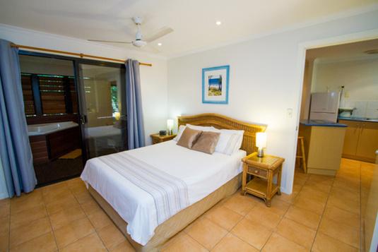 Sunbird Gardens Bedroom