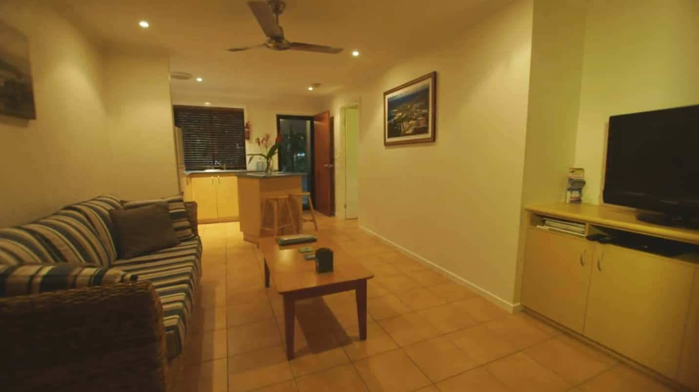Living Room at Sunbird Gardens