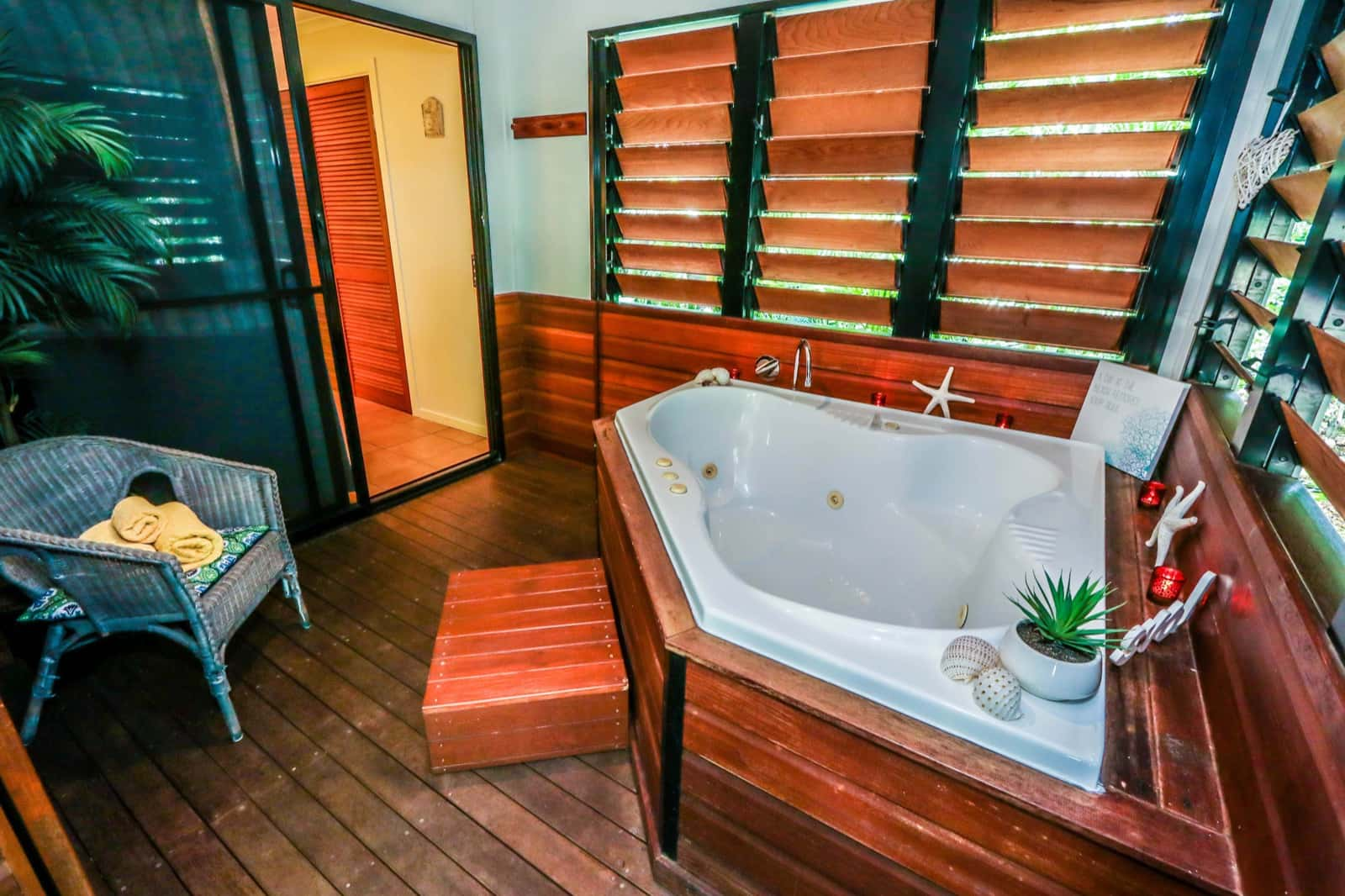 Sunbird Gardens Cottage Spa